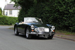 1959 MGA Twin Cam - National Concours 1st For Sale