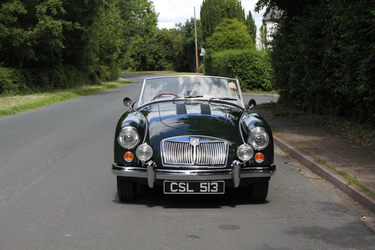 1959 MGA Twin Cam - National Concours 1st SOLD (picture 2 of 12)
