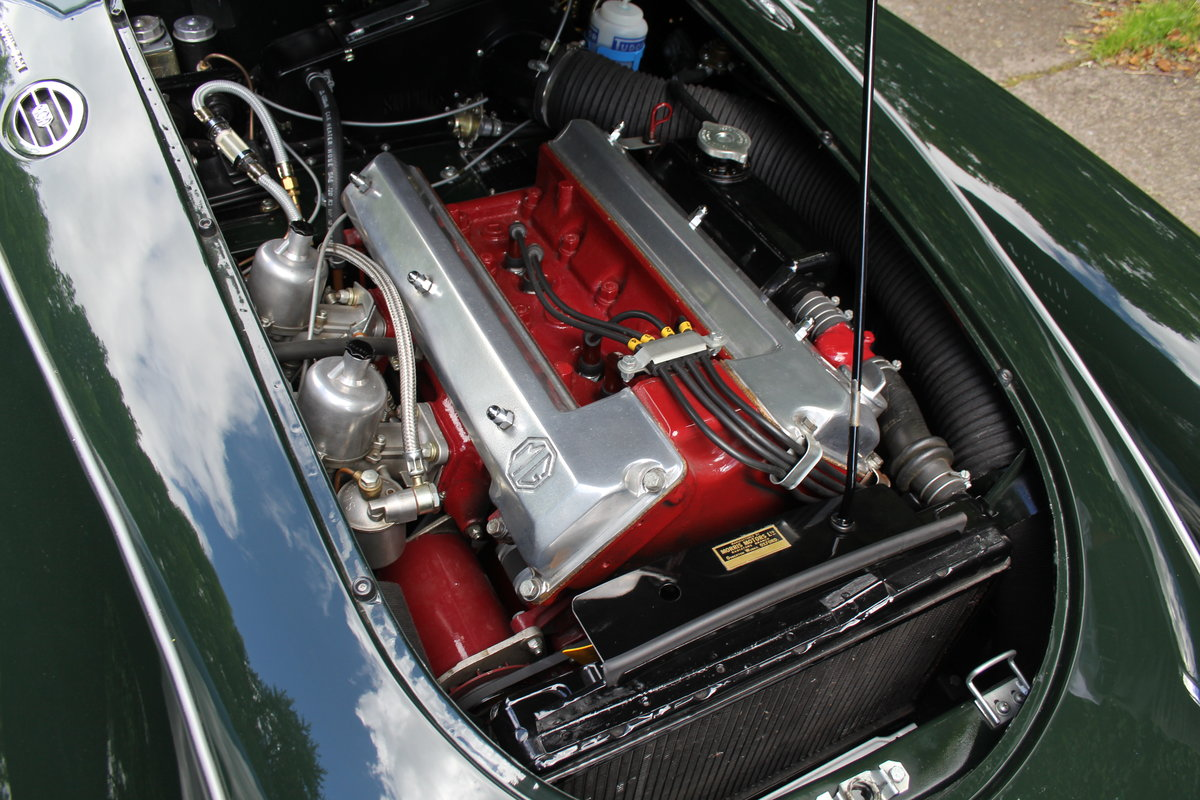 1959 MGA Twin Cam - National Concours 1st SOLD (picture 11 of 12)