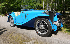 1934 MG PA For Sale by Auction