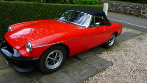 1980 Classic MGB For Sale