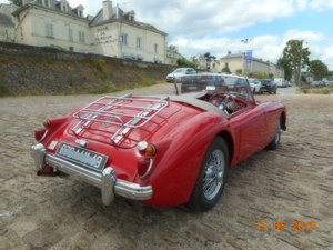 1960 Cherished MGA For Sale