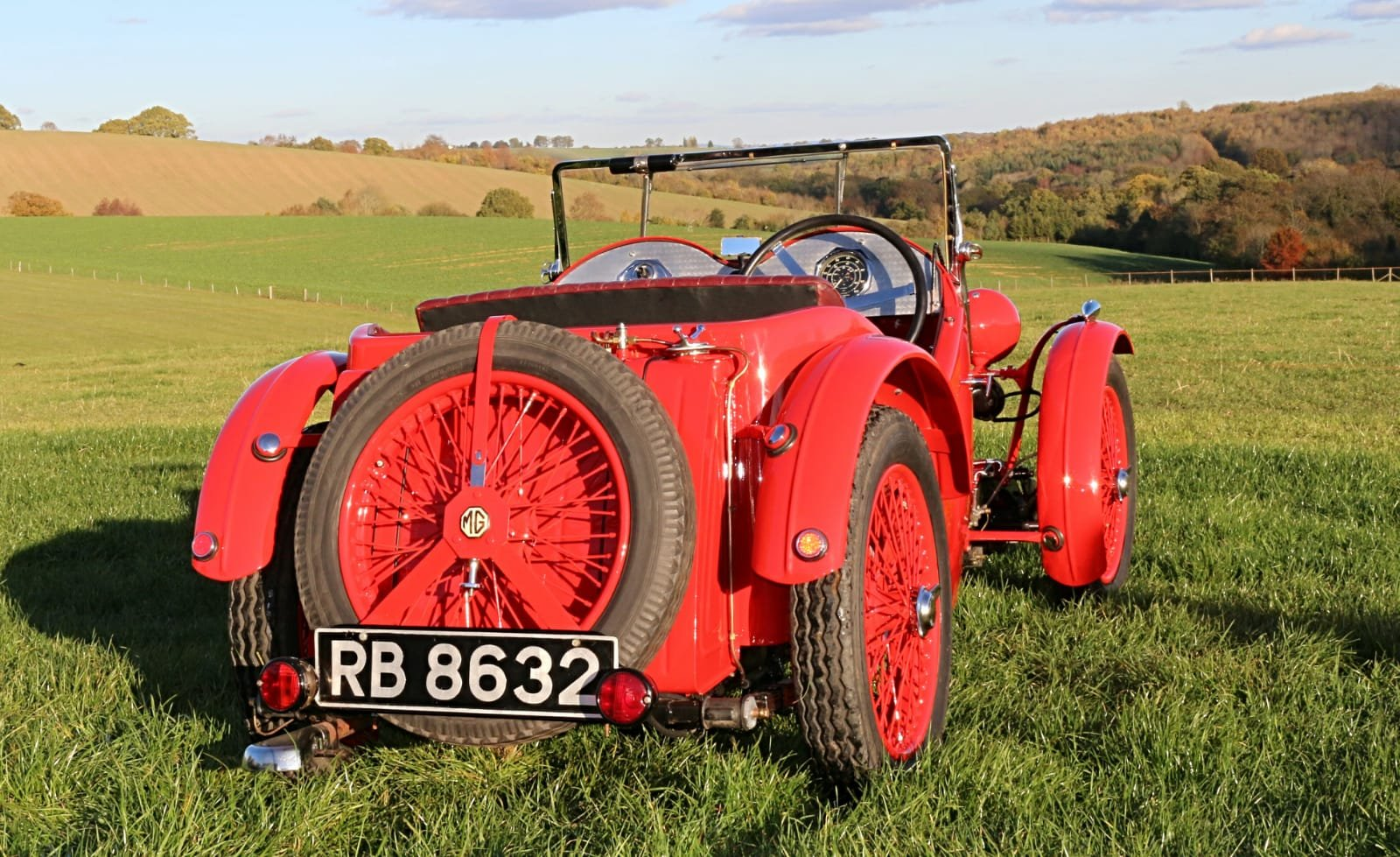 abf0aee6faae29 ... 1933 MG J2 restored 2 years ago For Sale (picture 1 of 6) ...