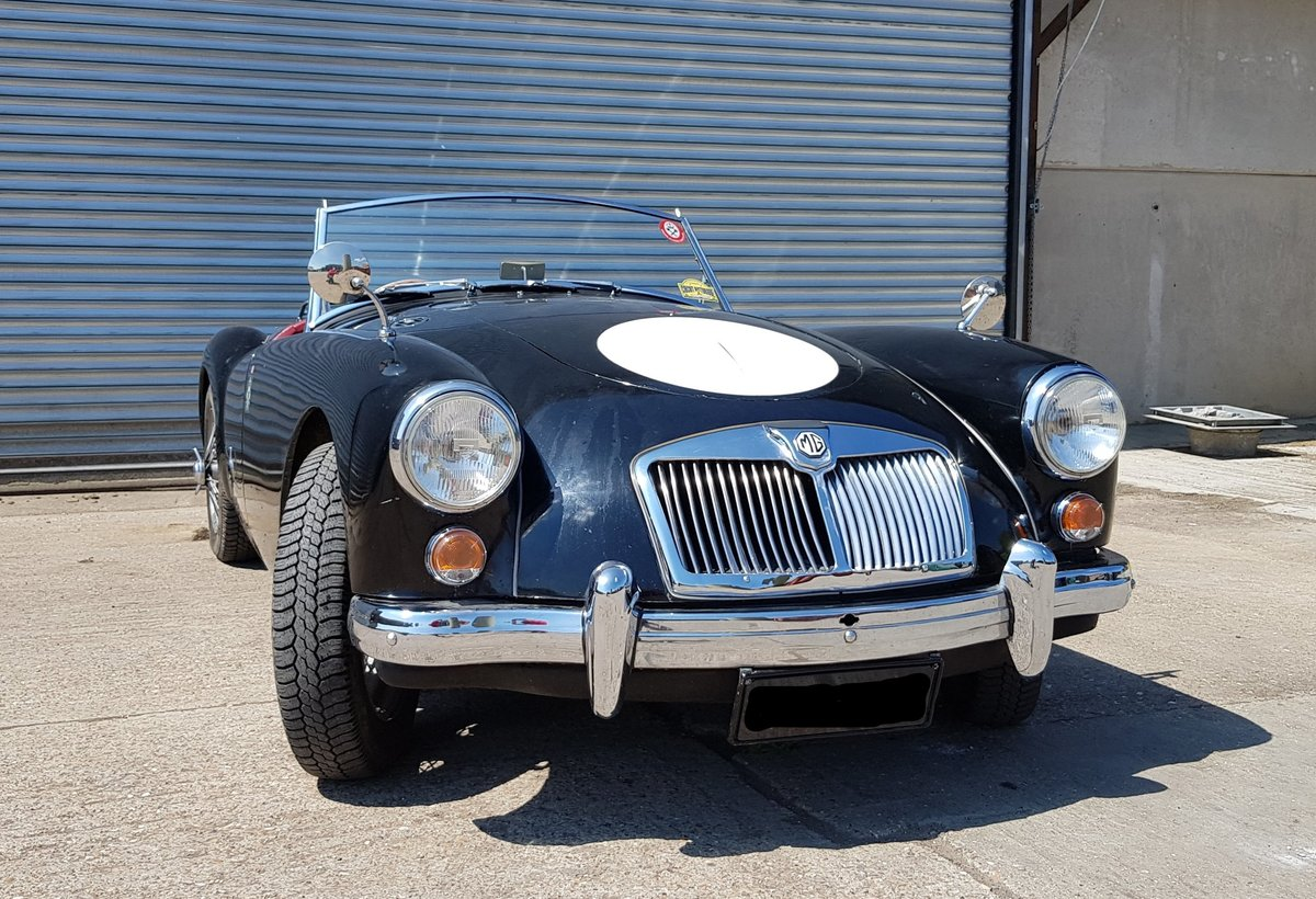 1960 1961 MGA 1600 Mark I Roadster  For Sale (picture 1 of 6)