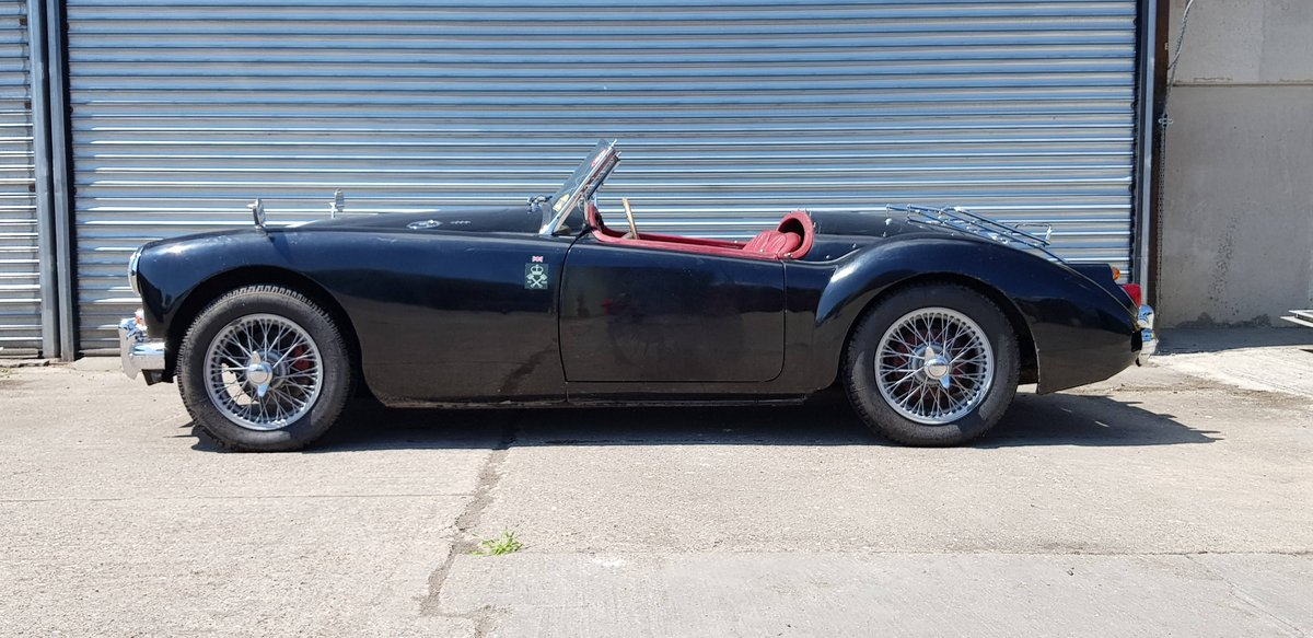 1960 1961 MGA 1600 Mark I Roadster  For Sale (picture 3 of 6)
