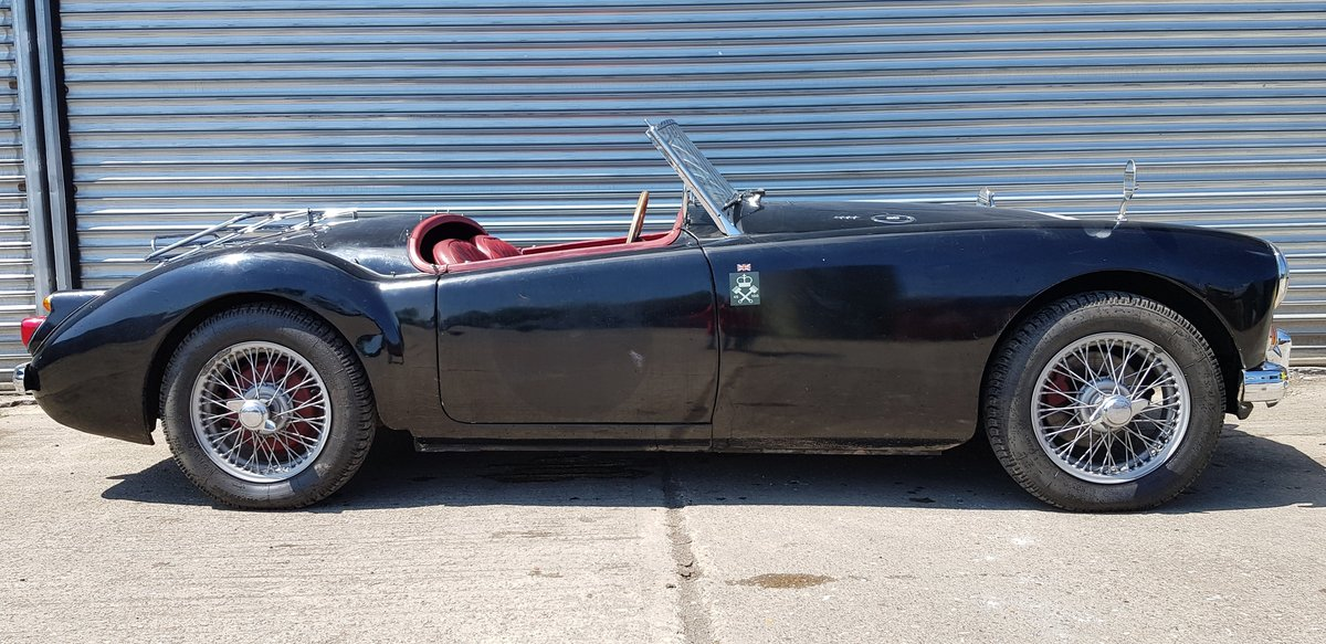 1960 1961 MGA 1600 Mark I Roadster  For Sale (picture 4 of 6)