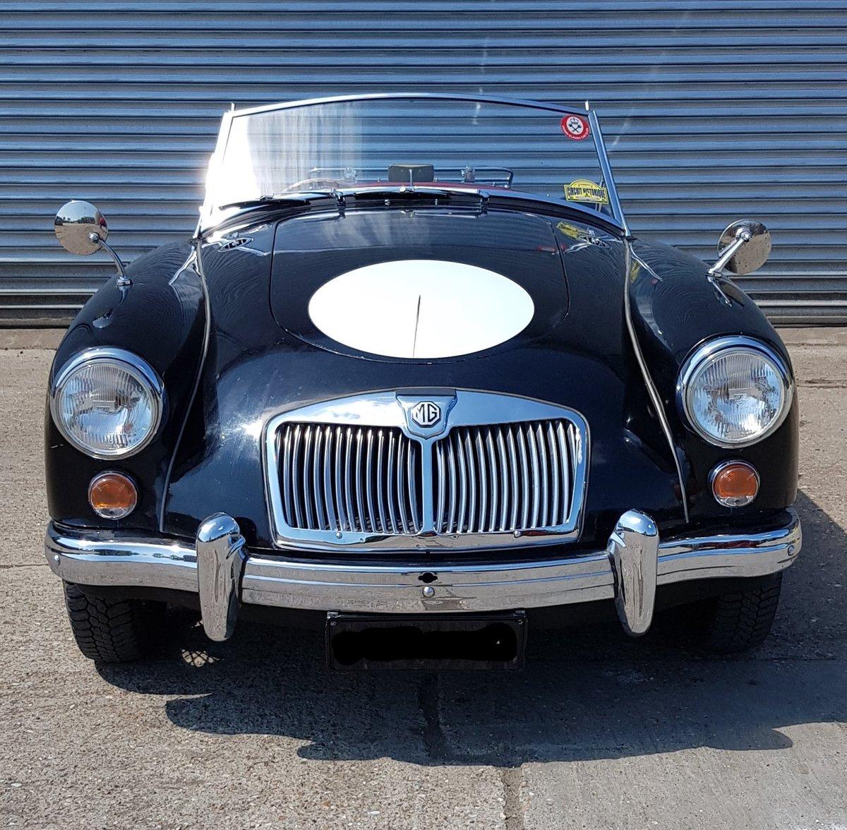 1960 1961 MGA 1600 Mark I Roadster For Sale