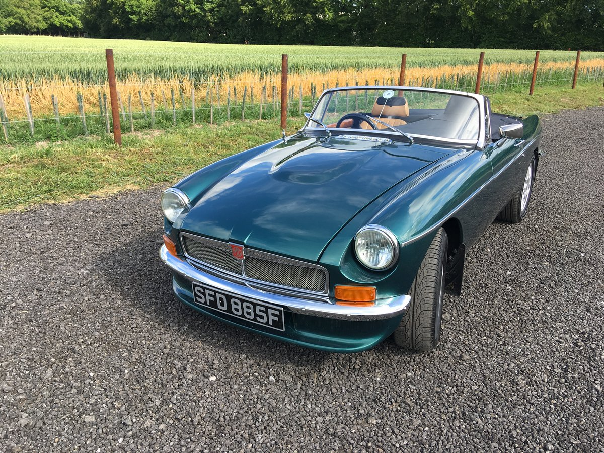 MGB V8 1968 For Sale (picture 1 of 6)