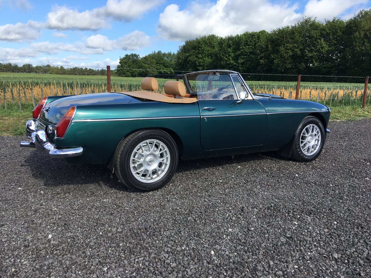 MGB V8 1968 For Sale (picture 2 of 6)