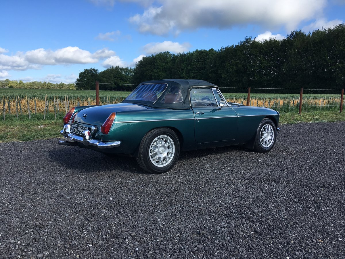 MGB V8 1968 For Sale (picture 6 of 6)
