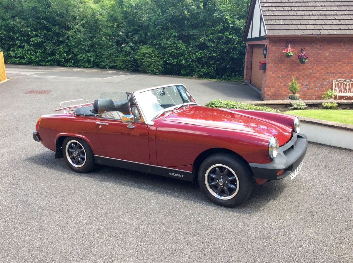 1976 Stunning little classic ready to drive & enjoy. For Sale (picture 5 of 6)