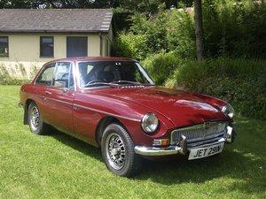 1974 MGB GT V8 Factory Car For Sale