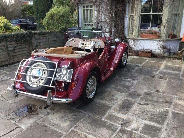1955 MG TD For Sale (picture 2 of 2)