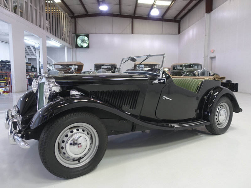 1953 MG TD Roadster For Sale (picture 1 of 6)