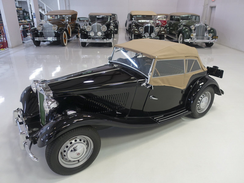 1953 MG TD Roadster For Sale (picture 2 of 6)