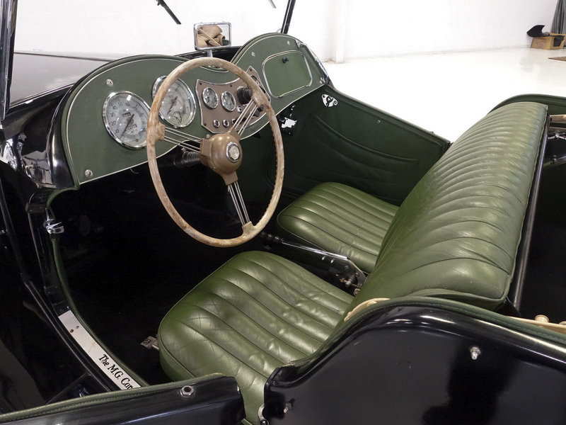 1953 MG TD Roadster For Sale (picture 3 of 6)