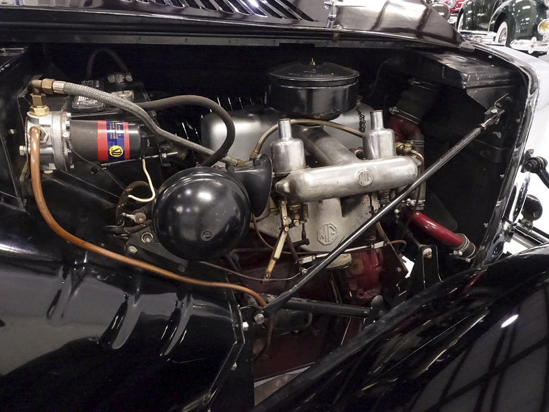 1953 MG TD Roadster For Sale (picture 6 of 6)