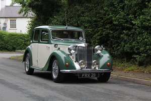 1950 MG YA - 1460cc, 5 speed gearbox, disc brakes and CWW For Sale