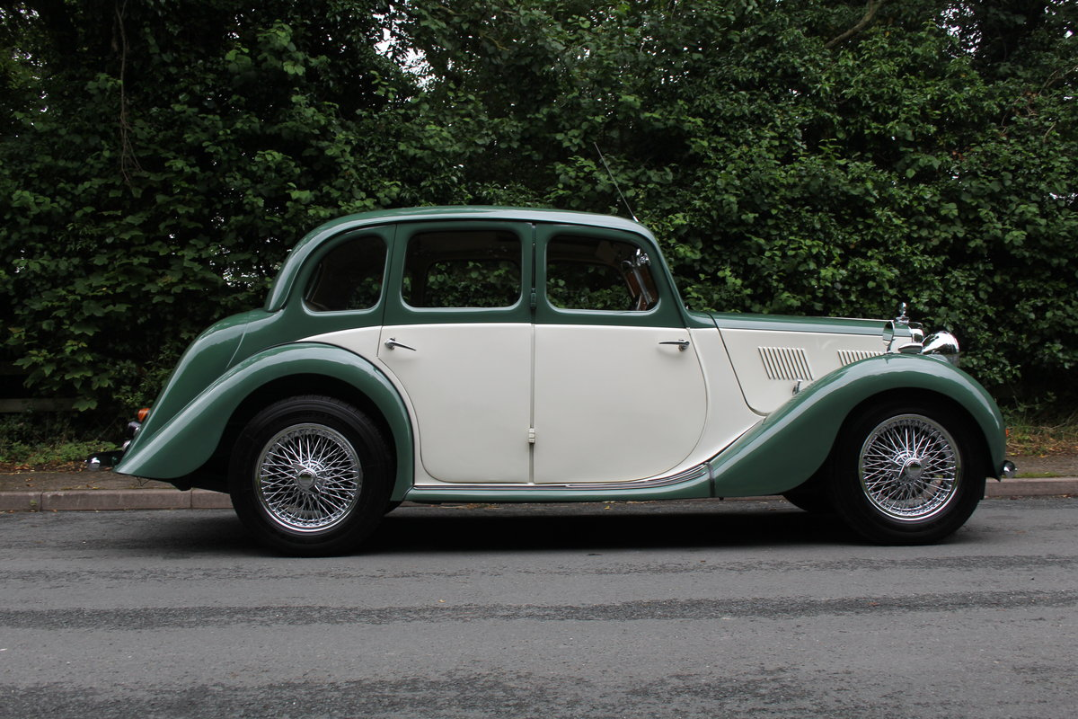 1950 MG YA - 1460cc, 5 speed gearbox, disc brakes and CWW SOLD (picture 6 of 12)