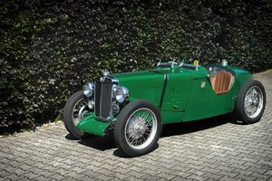 1948 MG TC Special For Sale