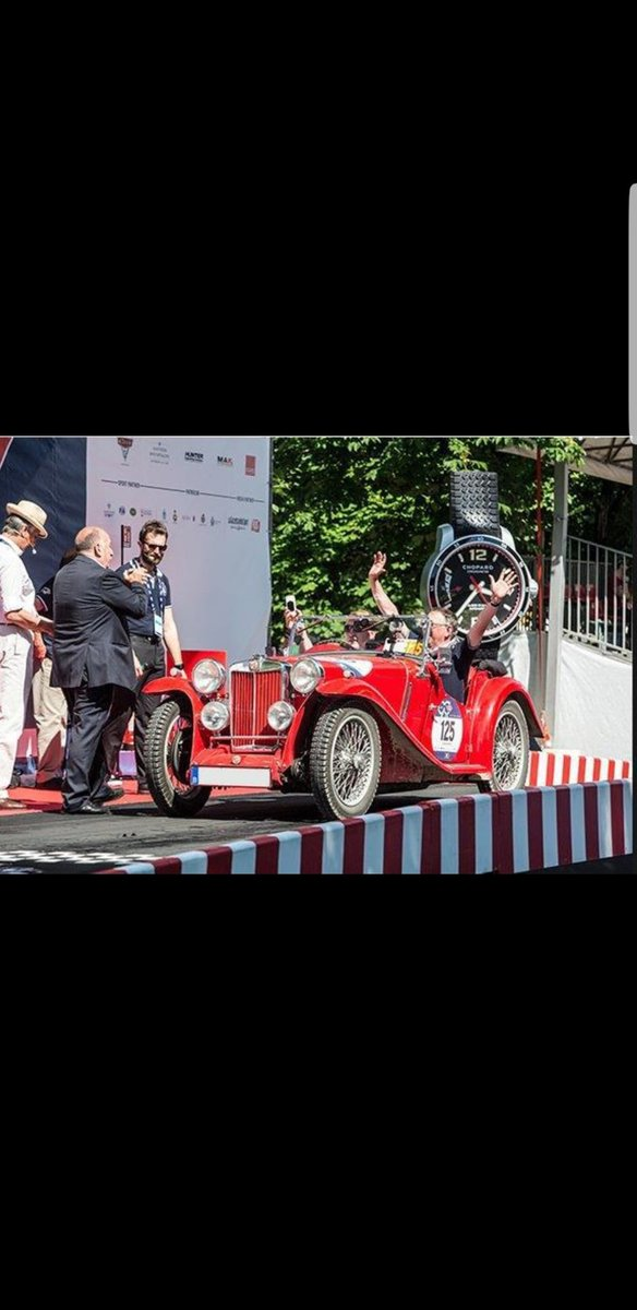 1936 MG PB - 2017 Mille Miglia Entrant & Finisher SOLD (picture 12 of 12)