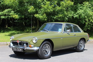 1974 MGB GT V8 For Sale