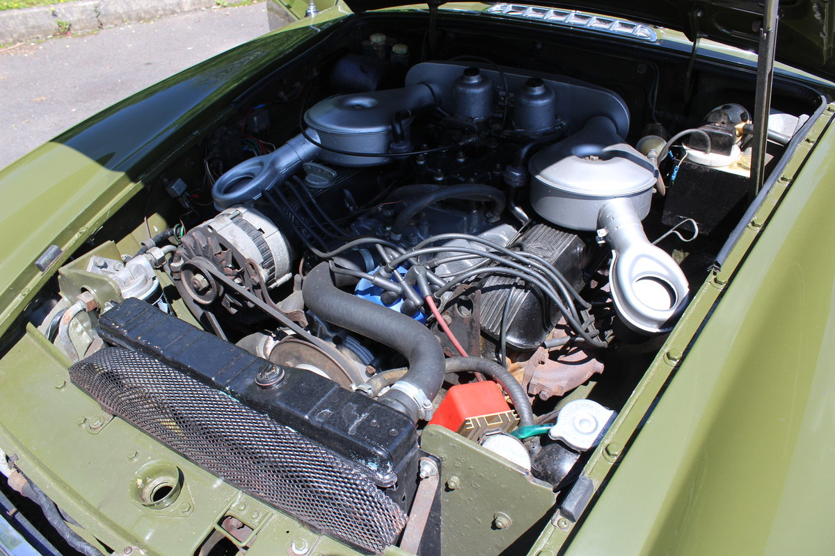 1974 MGB GT V8 For Sale (picture 6 of 6)