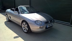 2001  ROVER MG F V.V.C. 143hp