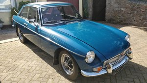 1972 MGB GT - Chrome - Tax & MOT Exempt For Sale