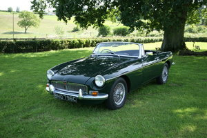1965 MGB Roadster For Sale SOLD