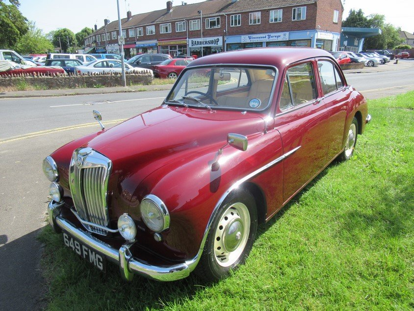 1955 MG Magnette 1.8 SOLD (picture 1 of 1)