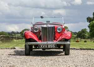 1951 MG TD Mk. I SOLD by Auction