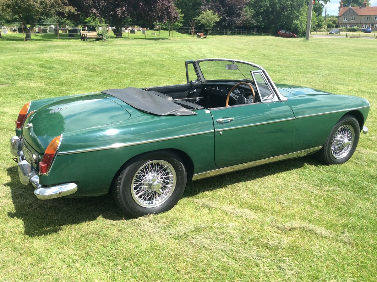 MGB 1966 For Sale (picture 1 of 6)