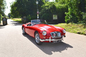 1959 MGA Twincam Roadster RHD For Sale
