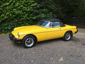1978 MG Roadster For Sale