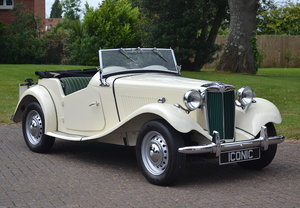 1952 MG TD Roadster (RHD) For Sale
