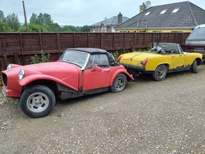 "1972 Mg Arkley SS ""X2 Cars"" For Sale"