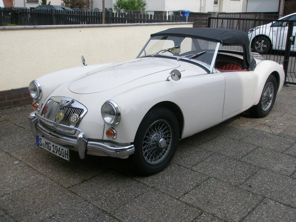 1960 MGA 1600 Roadster excellent throughout and reliable For Sale (picture 3 of 6)