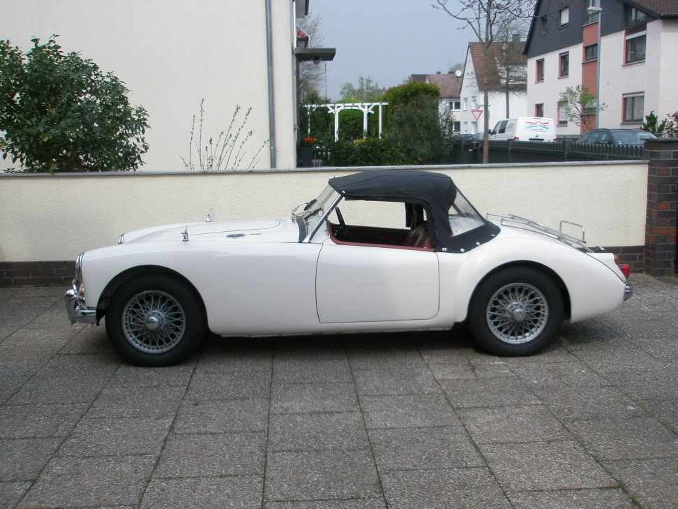 1960 MGA 1600 Roadster excellent throughout and reliable For Sale (picture 4 of 6)