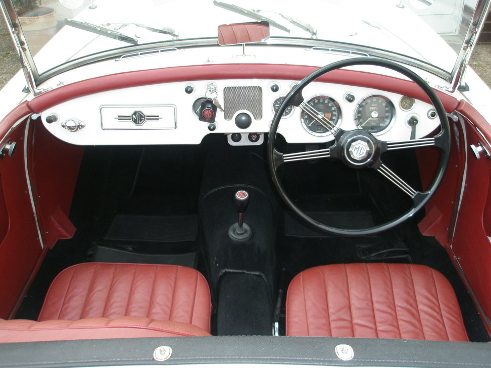 1960 MGA 1600 Roadster excellent throughout and reliable For Sale (picture 5 of 6)