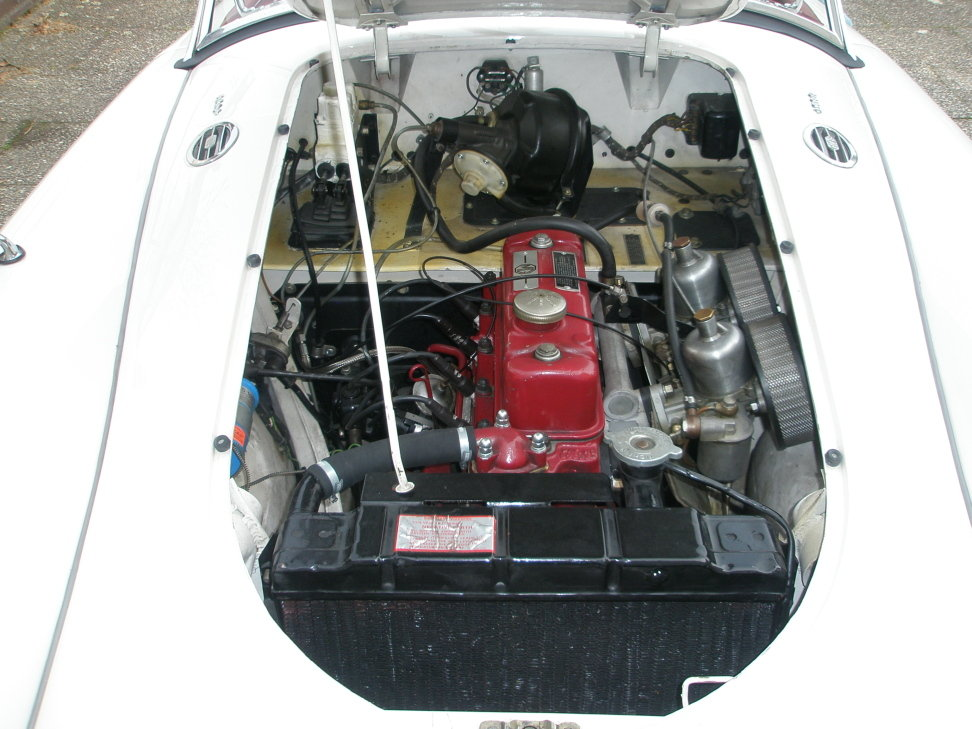 1960 MGA 1600 Roadster excellent throughout and reliable For Sale (picture 6 of 6)