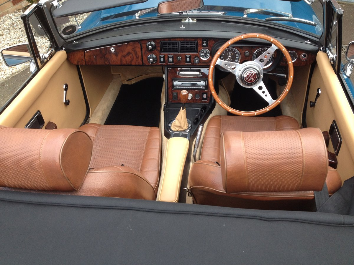 1974 MGB ROADSTER For Sale (picture 6 of 6)