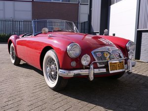 1957 MG A Roadster For Sale