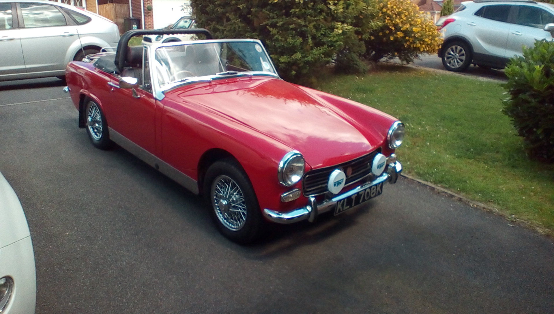 1971 MG Midget 1275cc For Sale (picture 1 of 6)