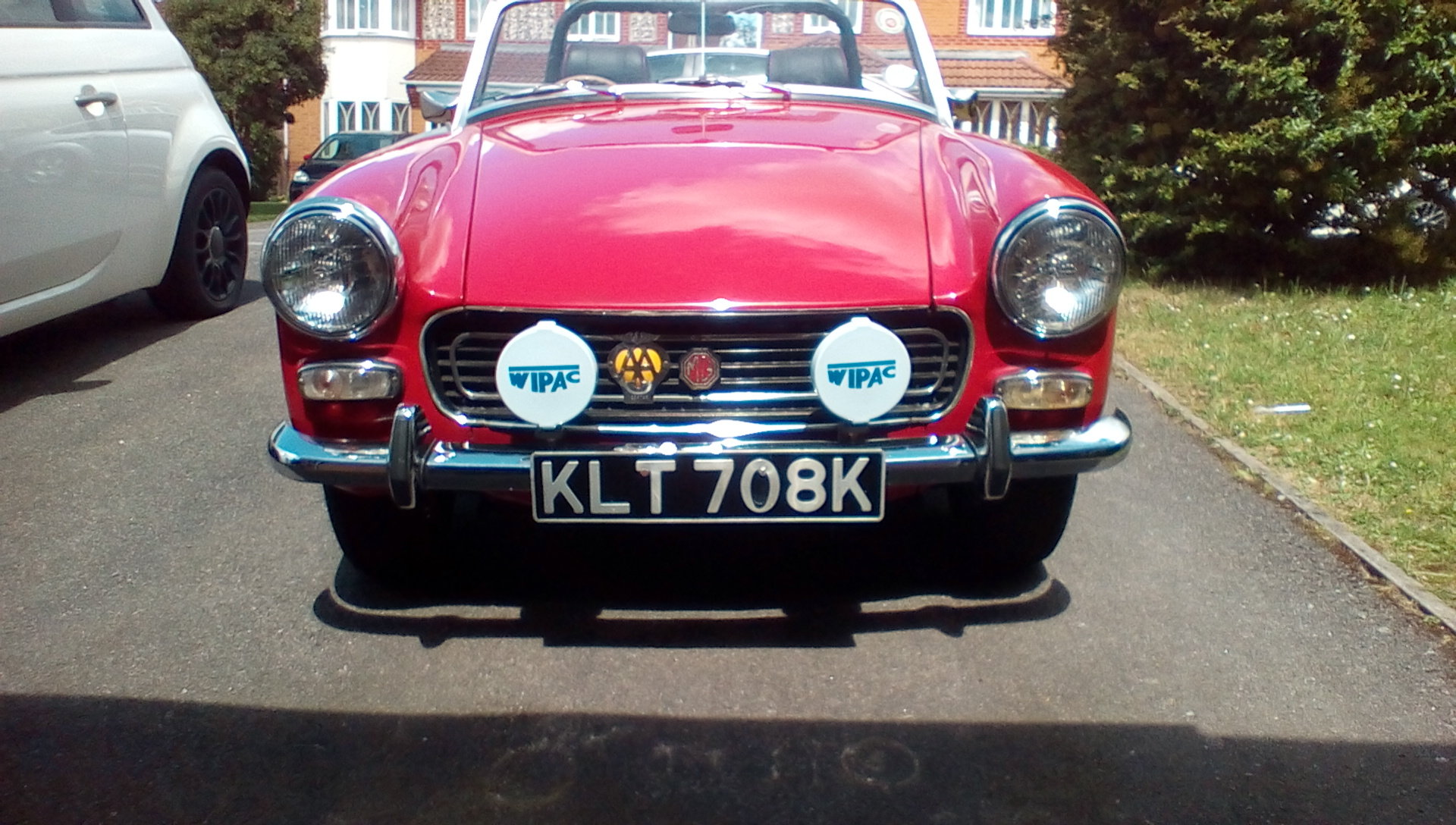 1971 MG Midget 1275cc For Sale (picture 2 of 6)