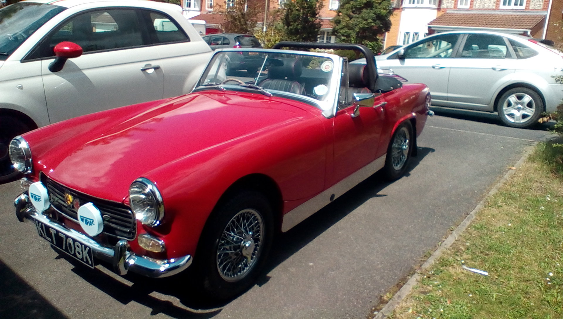 1971 MG Midget 1275cc For Sale (picture 3 of 6)