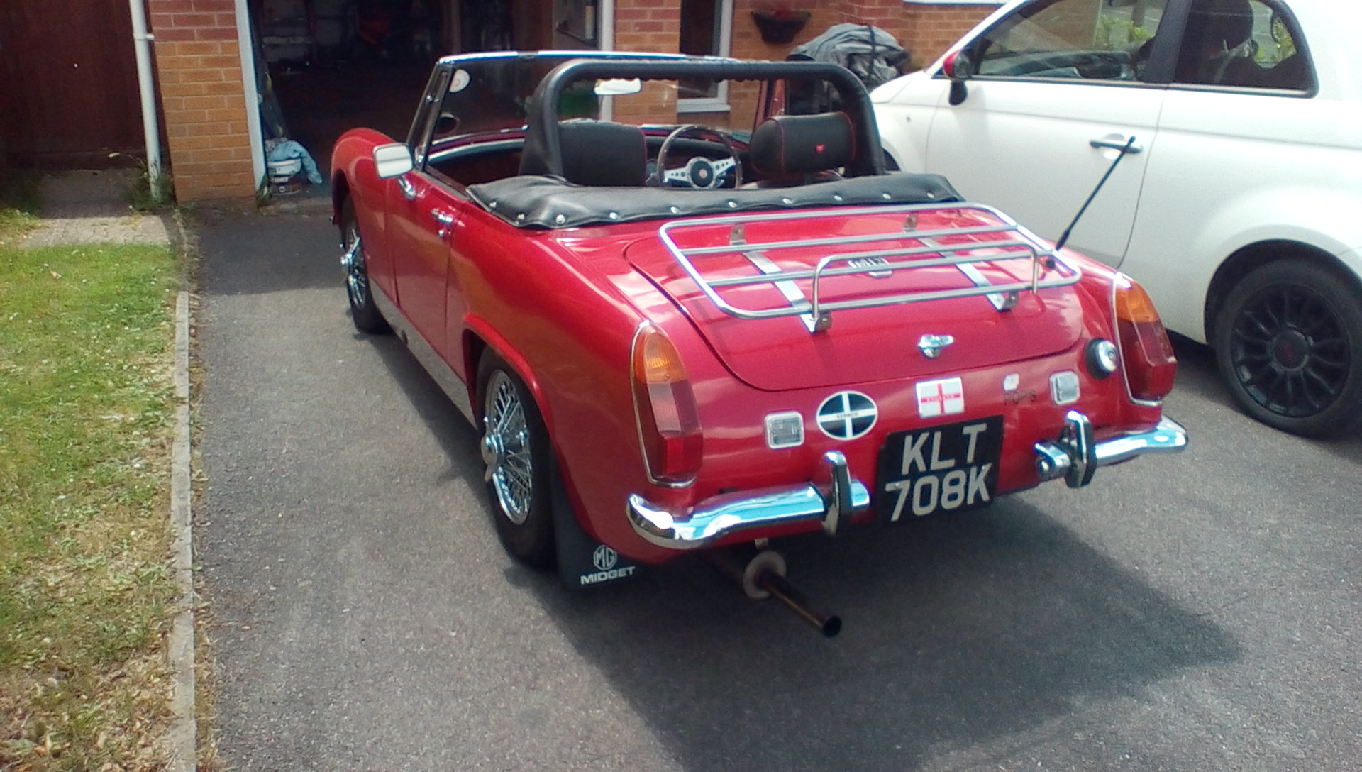 1971 MG Midget 1275cc For Sale (picture 4 of 6)
