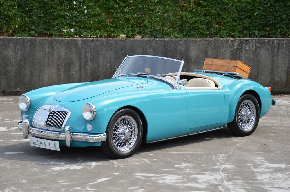 (1029) MG MGA 1500 Roadster - 1957 For Sale (picture 1 of 6)