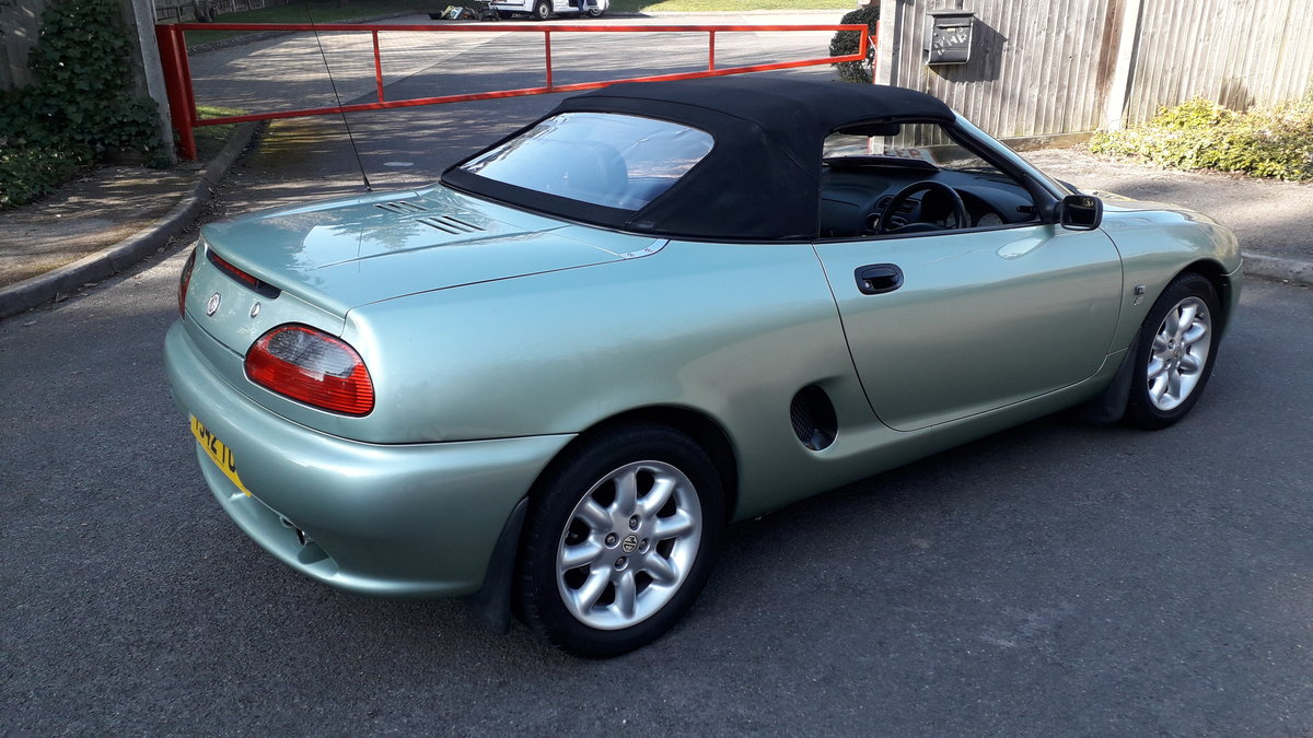 2001 MGF For Sale (picture 2 of 6)