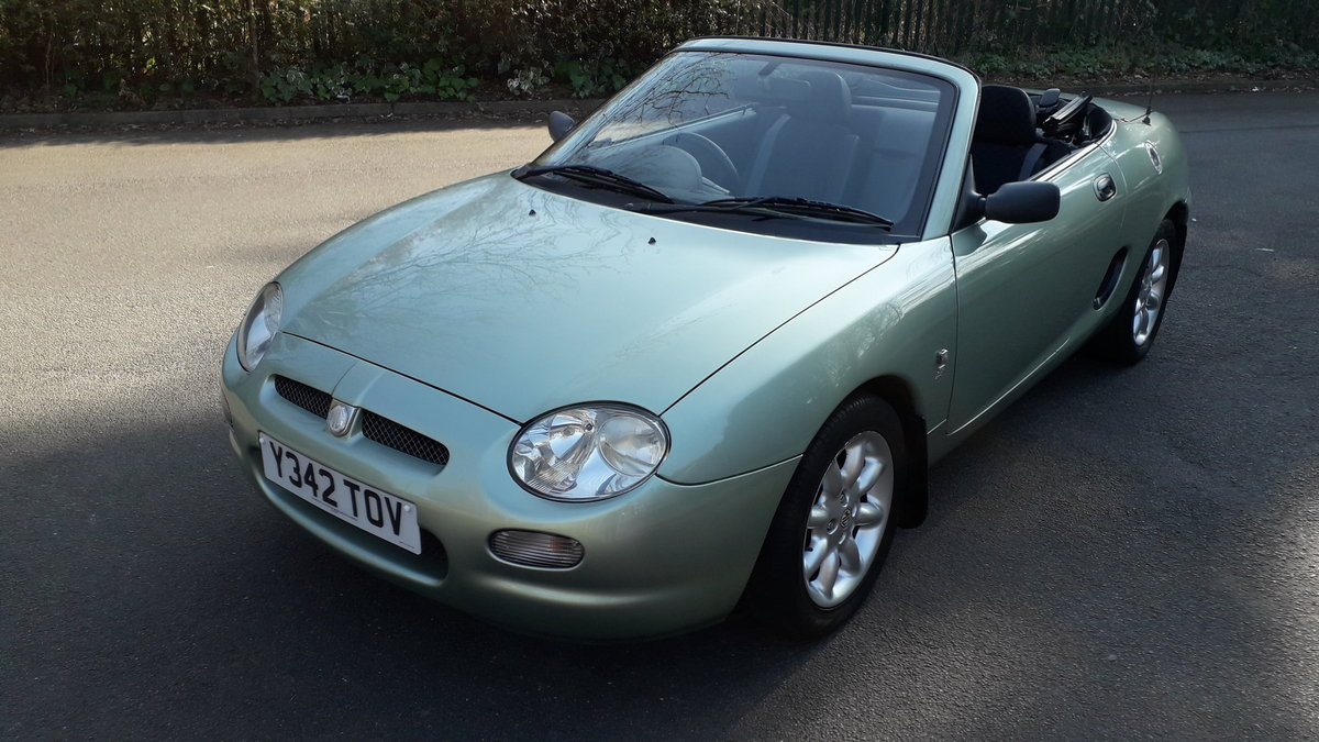 2001 MGF For Sale (picture 4 of 6)
